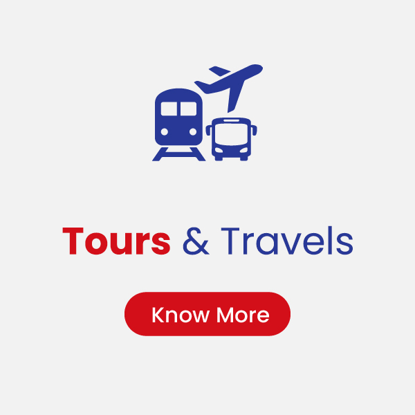 Tours and Travel Services